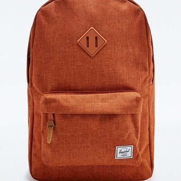 Herschel Supply co. Heritage Backpack in Burnt Orange - Urban Outfitters