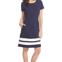Women's Vineyard Vines Ottoman Sheath Dress,