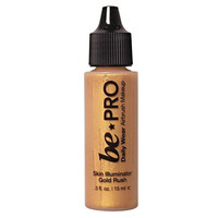 Be Pro Daily Wear Illuminating Highlighters, Gold Rush, 0.5 Fluid Ounce