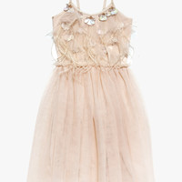 Tutu Du Monde Storm Chaser Tutu Dress in Chai TDM0665