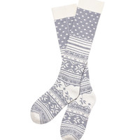 Fair Isle Socks - Victoria's Secret