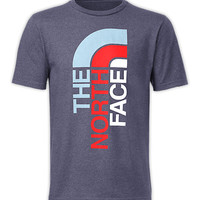 The North Face Men's Shirts & Tops MEN'S SHORT-SLEEVE LOGO TRIVERT TEE