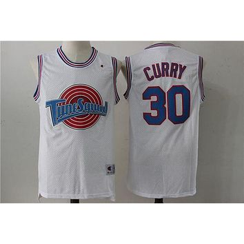 KAAT Space Jam 30 Curry Movie Basketball Jersey