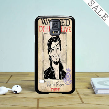 Wanted Flynn Rider Samsung Galaxy S5 Case