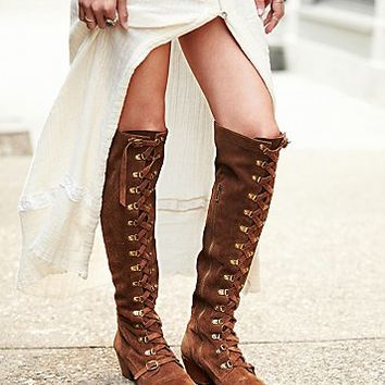 Jeffrey Campbell Womens Johnny Tall Boot