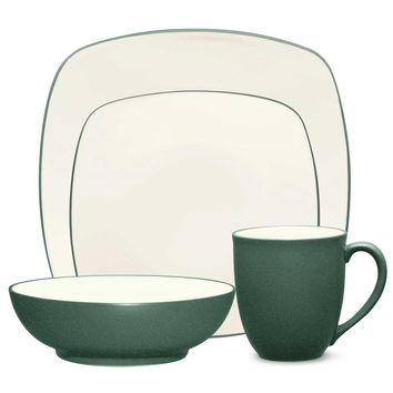 Noritake® Colorwave Square Dinnerware Collection in Spruce