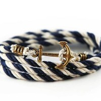 Rope Bracelet by Kiel James Patrick - $50 | The Gadget Flow