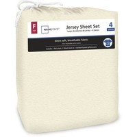 Mainstays Jersey Knit Sheet Set - Walmart.com