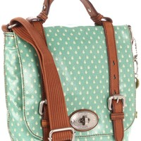 Fossil Key Per Organizer Flap Cross Body - designer shoes, handbags, jewelry, watches, and fashion accessories   endless.com