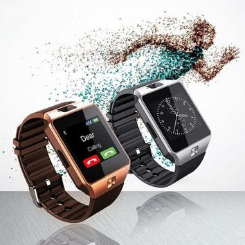 Men's Bluetooth Athletic Smart Watch for Both Android and iPhone.