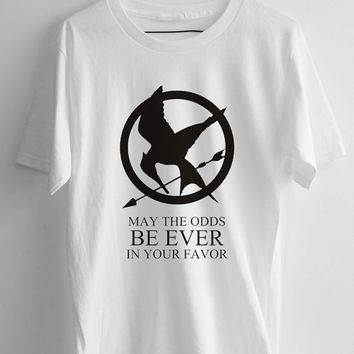 hunger game logo T-shirt Men, women and Youth
