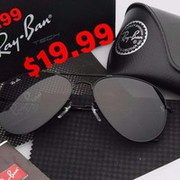 $19.99 - 3 Days Limited! RAY-BAN SUNGLASSES AVIATOR RB3025 RB3026 Classic
