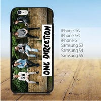 One Direction Steal My Girl iPhone 4/4S, 5/5S, 5C, 6 Series Hard Plastic Case