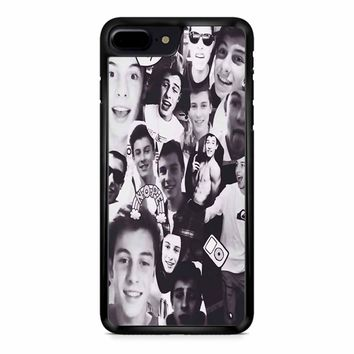 Shawn Mendes Collage iPhone 8 Plus Case