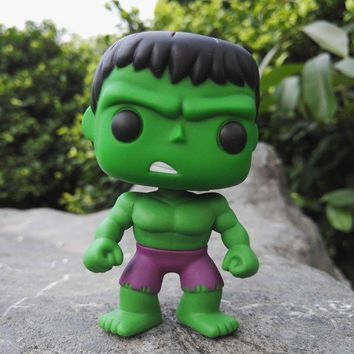 New Exclusive MARVEL The Avengers Hulk  Funko Pop! Toys Gifts Shipping NOW! 2017