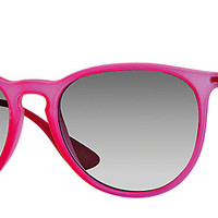 Ray-Ban RB4171 602711 54-18 ERIKA COLOR MIX Pink sunglasses | Official Online Store US