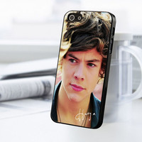 One Direction Harry Styles And Signature iPhone 5C Case