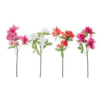 SMYCKA Artificial flower, azalea assorted colors - IKEA