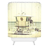 Shannon Clark Santa Cruz Mood Shower Curtain
