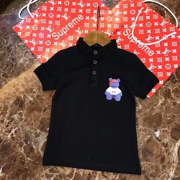 2018 Childrens Cheap LV T Shirt hot sale ※ 005