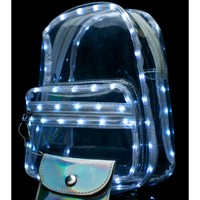 Current Mood Light Show Mini Backpack | Dolls Kill