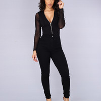 Tough Love Bodysuit