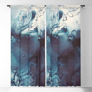 Don't forget about Me Blackout Curtain by duckyb