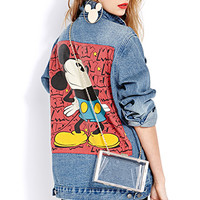Standout Mickey Denim Jacket