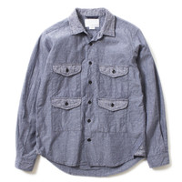 nanamica / Wind Cruiser Shirt
