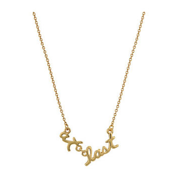 Kate Spade New York Say Yes At Last Pendant Necklace