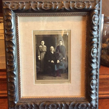 Antique Photo Large Frame #1