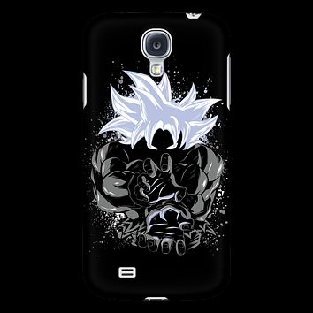 Super Saiyan Master Ultra Instinct Art Android Phone Galaxy S4 - TL01629AD