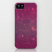 Pink Space iPhone & iPod Case by Good Sense