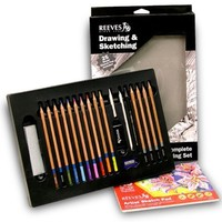 Reeves Drawing & Sketching Complete Set