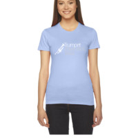 trumpet player - Women's Tee