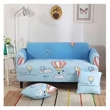 4 Seater Stretch Chair Sofa Covers Couch Cover Elastic Slipcover Protector