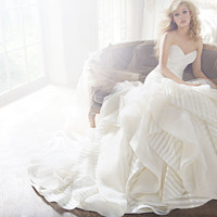 Bridal Gowns, Wedding Dresses by Hayley Paige - Style HP6351
