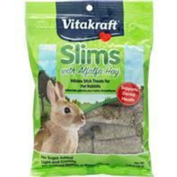 Vitakraft Pet Prod Co Inc - Alfalfa Slims - Rabbit