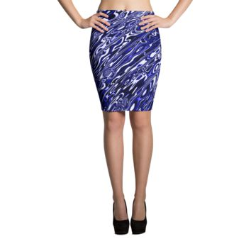 Blue Nightsky Skirt