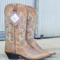 Woman's Western Boot by Old West
