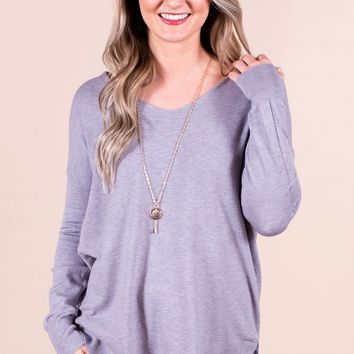 Lace-Up Back Sweater - 2 Options
