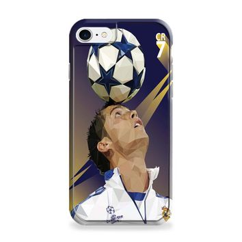 Ronaldo Graphic Illustration iPhone 6 | iPhone 6S Case