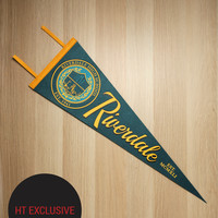 Riverdale Pennant Hot Topic Exclusive