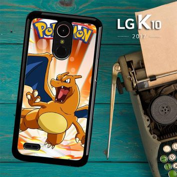 Pokemon Charizard X4513 LG K10 2017 / LG K20 Plus / LG Harmony Case