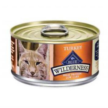 Blue Wilderness Turkey Cat Food 3 ounce
