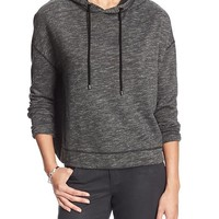 Banana Republic Womens Factory Open Back Pullover Hoodie