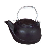 3 Qt. Cast Iron Humidifier, Chrome Handle