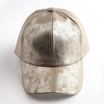 Slow Drift Gold Cap