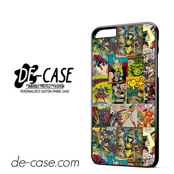 Comic Quote Bomb Sticker DEAL-2809 Apple Phonecase Cover For Iphone 6 / 6S Plus