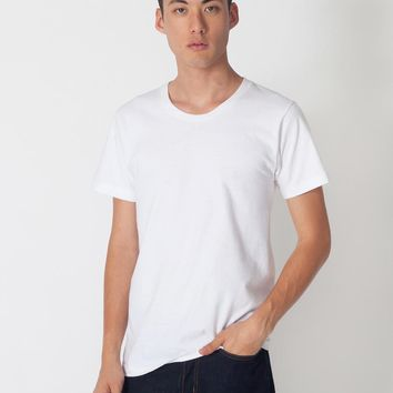 American Apparel- Box Hammer Tee- White